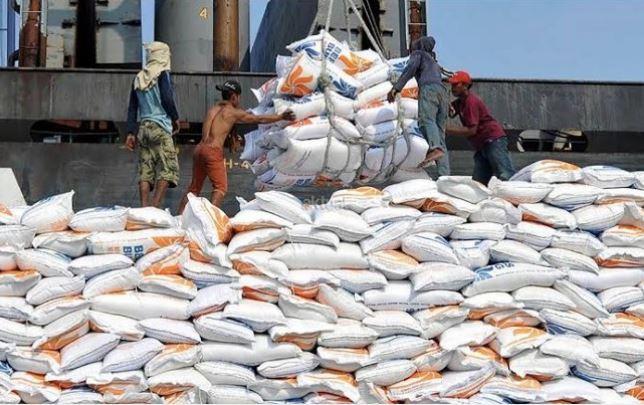 Sudah Langganan Indonesia Import beras dari Thailand