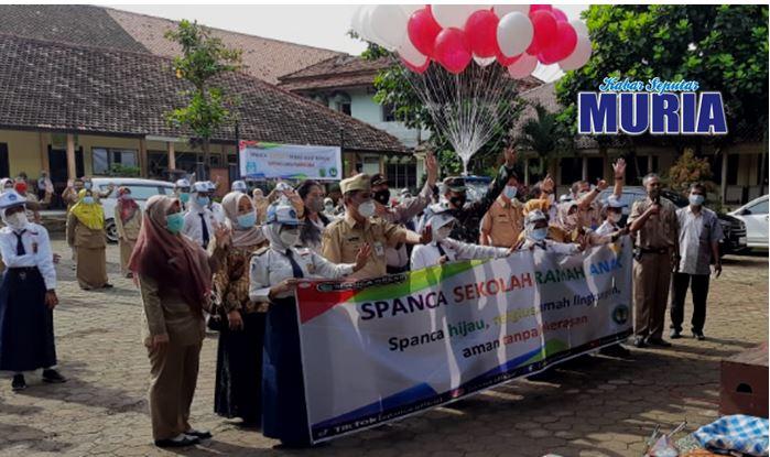 Hargai Hak Hak Peserta Didik ,  SMPN 1 Pecangaan Deklarasikan Sekolah Ramah Anak
