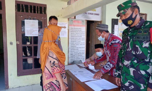 ASYIKNYA ,100 Warga Banjarejo Demak Terima BLT Dana Desa