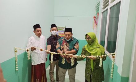 Poligigi Klinik Masyithoh Muslimat NU Jepara Diresmikan