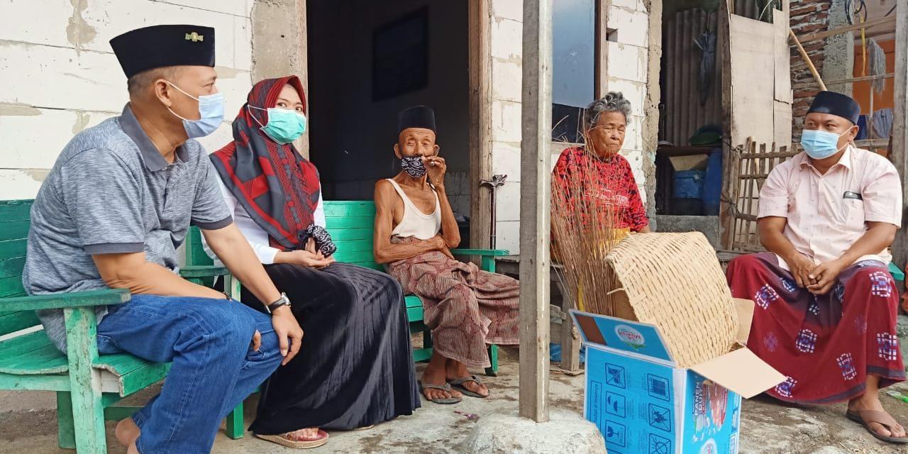 Mbah Min Gembira disambangi Bupati Demak Terpilih dan  Ketua Dewan