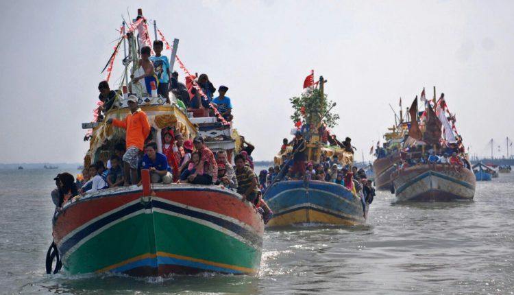 Pandemi Covid 19 Tradisi Syawalan Demak  Dua Tahun Ditiadakan