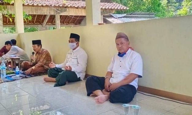 Khoul dan Do'a Bersama , Pengurus Ranting NU Ngabul Adakan 50 Khataman Qur'an bil Ghoib