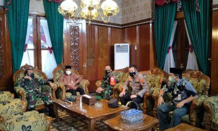 Kunjungan Kerja Pangdam IV/Diponegoro Mayjen TNI Rudianto Ke Wilayah Kabupaten Jepara.