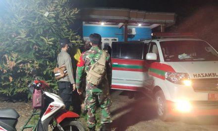 Positif Covid Dan Minta Pulang Paksa Dari Rumah Sakit, Warga Desa Sari, Gajah, Meninggal Di Perjalanan