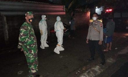 Dampingi Pemakaman Covid-19, Ini Pesan Sertu Budi Hapsari Anggota Koramil 12/Mranggen