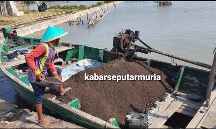 Desa Babalan Desa Pesisir  , Buat Rumah Biaya Tinggi Ada langsiran Matreal Dengan Perahu