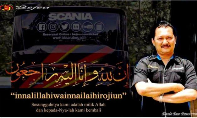 Bejeu Jepara Berduka , H.Rofiuddin Tosin Berpulang