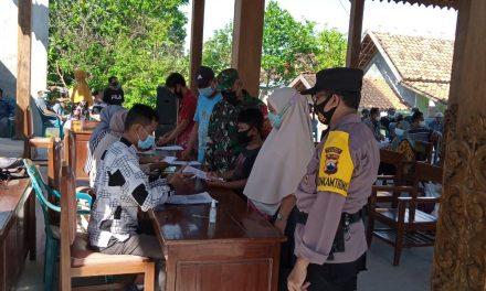 Horee !!! BST Tahap ke V dan VI dibagikan di desa Mangunrejo