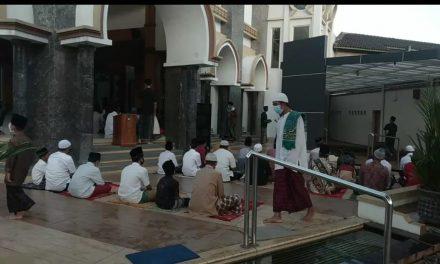 Hari Raya Idul Adha di Desa Lebuawu   , Laksanakan Shalat Idul Adha dan Qurban Prokes Ketat