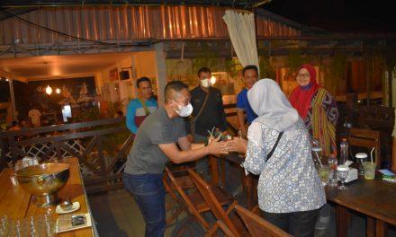 Dandim 0716/Demak  Silaturahmi Dengan Wartawan   Untuk Jaga dan Tingkatkan Hubungan Baik